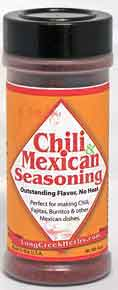 Our best Chili Seasoning