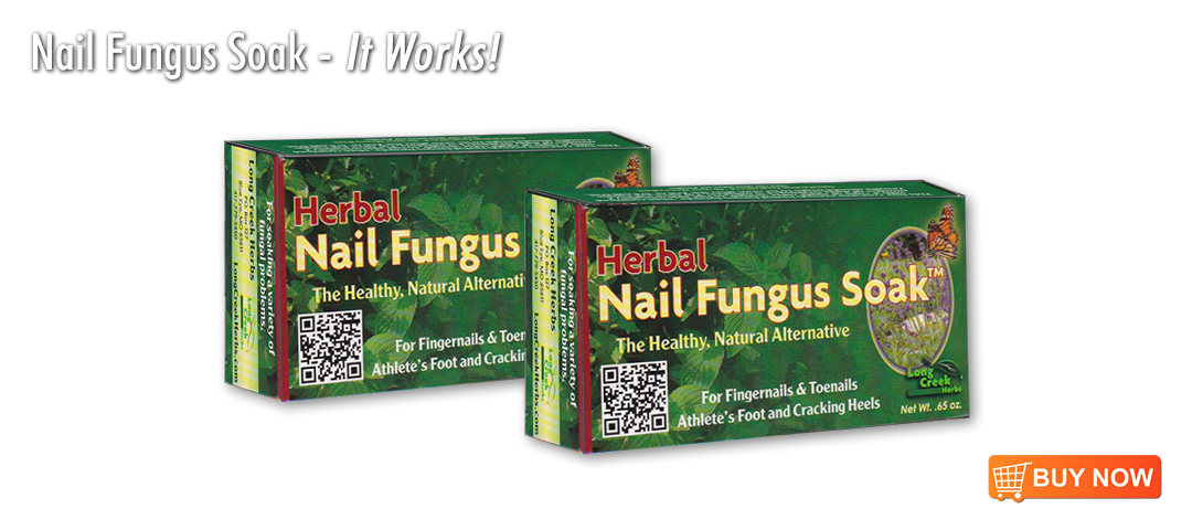 Herbal Nail Fungus Soak Long Creek Herbs