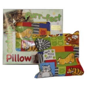 catnip pillow