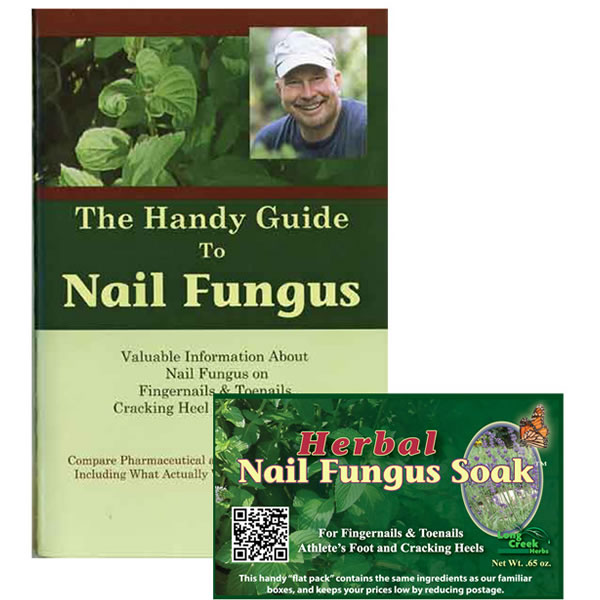 Nail Fungus: The Soak and Book Special