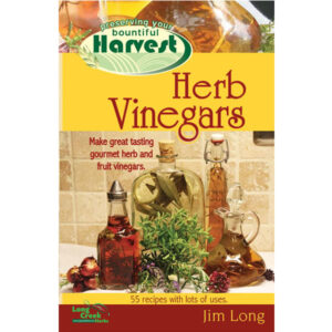herb vinegars book