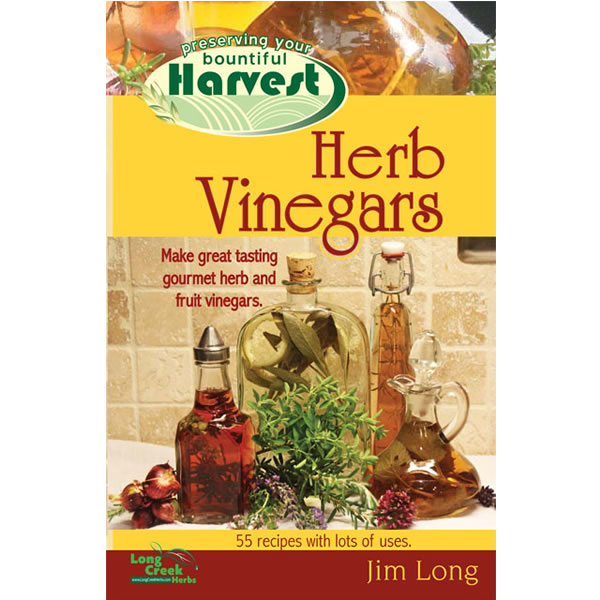 herb vinegars book