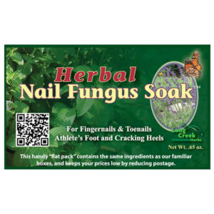nail fungus soak