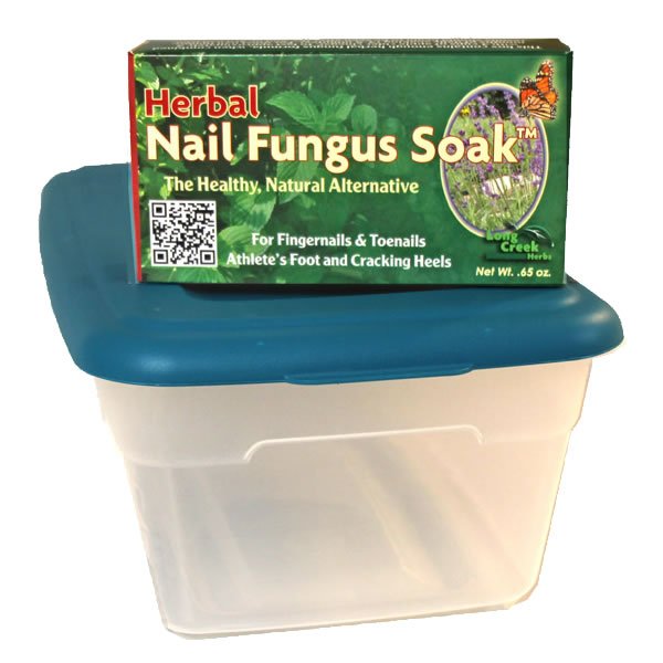 nail soak and soaking box combo