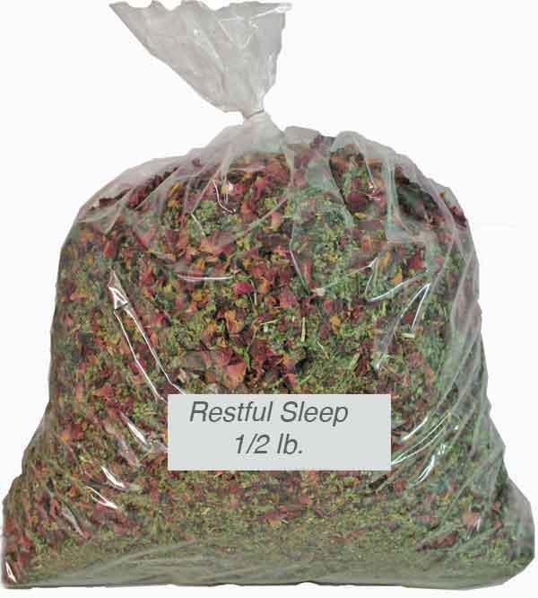 restful sleep herbs