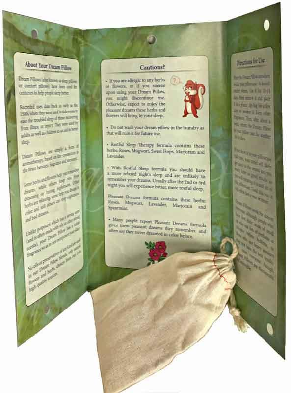 dream folder bag